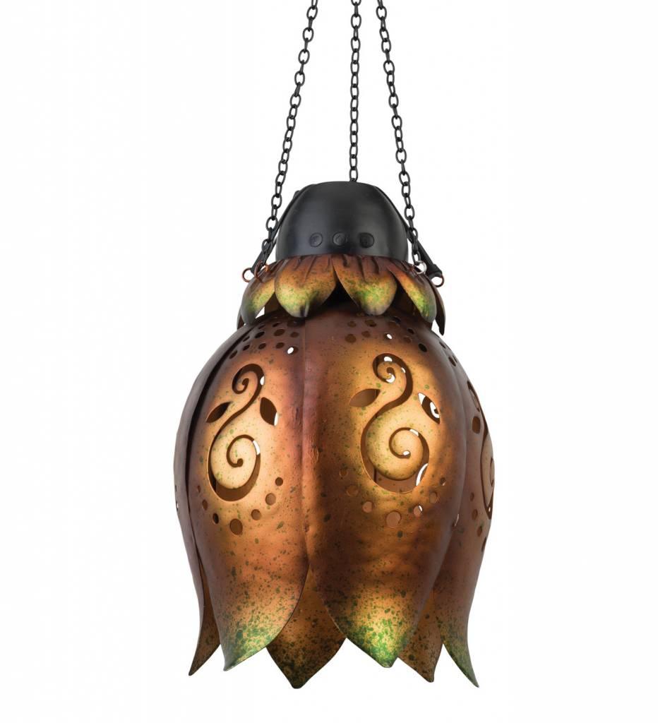 art lighting wireless. Regal Art \u0026 Gift Wireless Flower Lantern - Bronze Lighting T