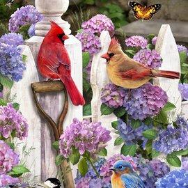 Cardinals & Friends Puzzle