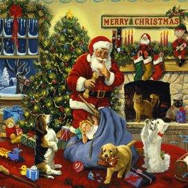 Puzzles Santa's Beggars