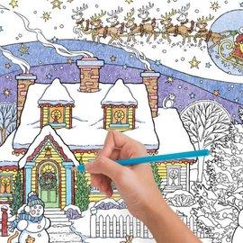 Puzzle Snowman Celebration
