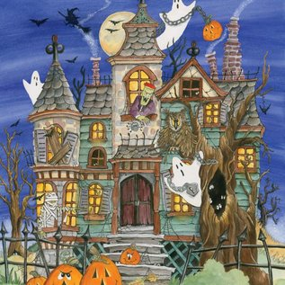 Puzzle Haunted House