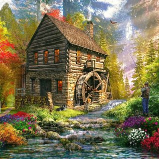 Mill Cottage Puzzle