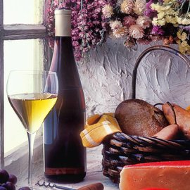 Wine & Cheese Puzzle