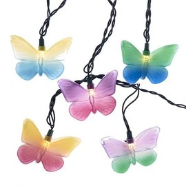 Christmas Ornaments Party Light Butterfly