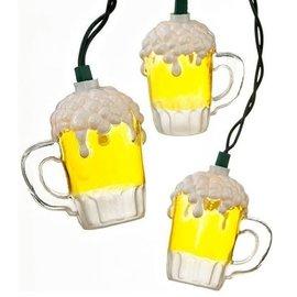 Christmas Ornaments Party Light Beer Mug