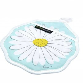 Charles Viancin Daisy - Pot Holder (Aqua)