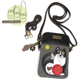Chala Cell Phone Crossbody Fat Cat