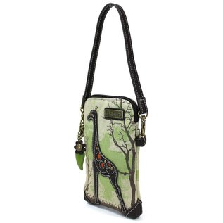 Chala Cellphone Crossbody Giraffe