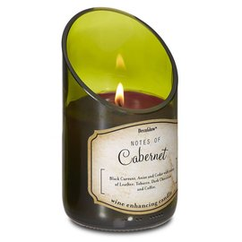 Decobreeze Candle - Wine Bottle Cabernet