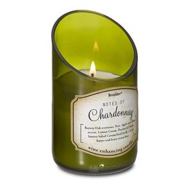 Decobreeze Candle -Wine Bottle Chardonnay