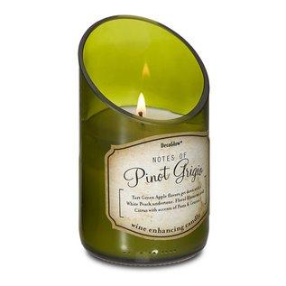 Decobreeze Candle -Wine Bottle Pinot Grigio