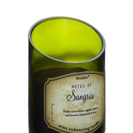 Decobreeze Candle -Wine Bottle Sangria