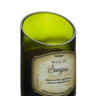 Decobreeze Candle -Wine Bottle Sangria
