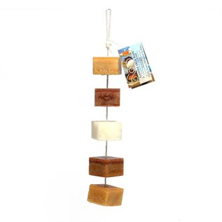 Decobreeze Candle on Rope Driftwood
