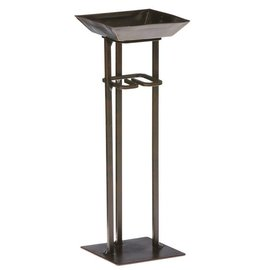 Decobreeze Candle on Rope Holder Tower Bronze