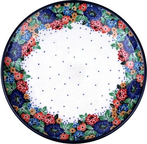 Ceramika Artystyczna Dinner Plate U4662 Signature  sc 1 st  The Bramble Patch : plate that goes under dinner plate - pezcame.com