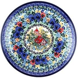 Ceramika Artystyczna Dinner Plate U4038 Signature