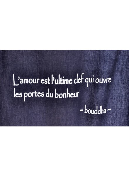 CANVAS BUDDHA QUOTE # 24