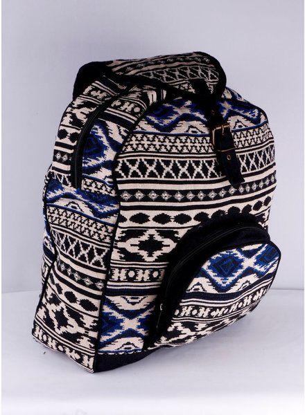 SHANTI BAG BACKPACK BLUE 196 ANKARA