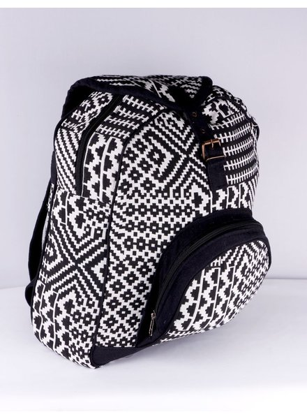 SHANTI BLACK BAG BACKPACK ANKARA 188