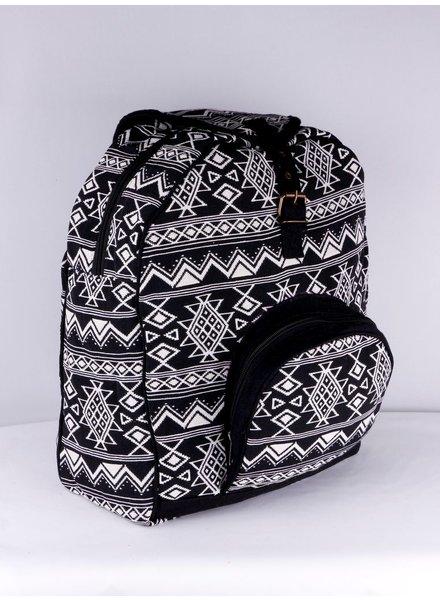 SHANTI BLACK BAG BACKPACK ANKARA 184