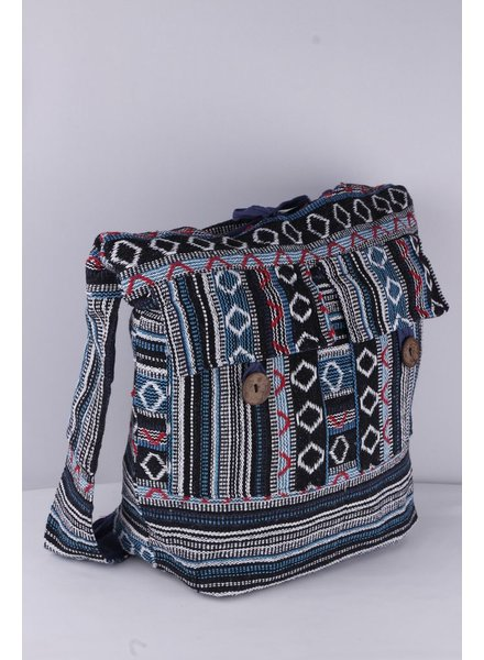 SHANTI CAIRO BAG BLUE 399