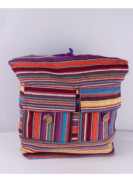 SHANTI PURPLE BAG CAIRO 391