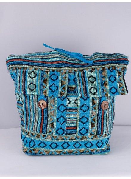SHANTI BAG CAIRO 382 Turquoise
