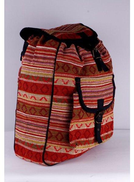 SHANTI BAG BACKPACK BROWN DAKAR 488