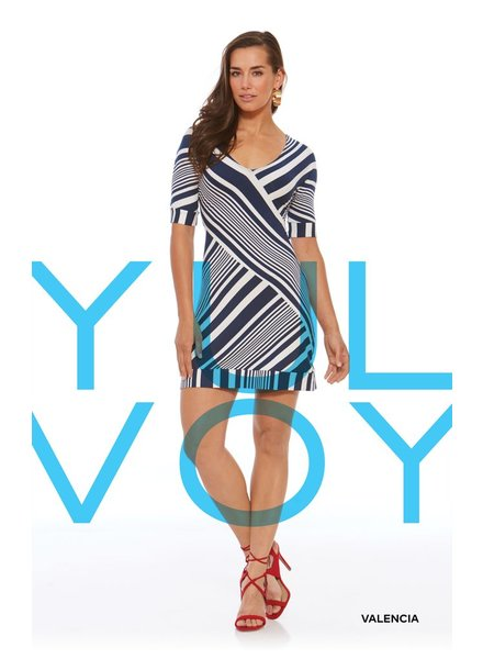 LUC FONTAINE YULVOY DRESS VALENCIA