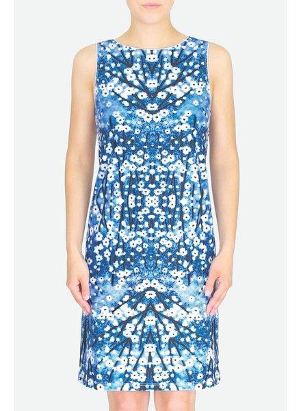 MISS VERSA MISS VERSA BLUE ALV-ARIES DRESS