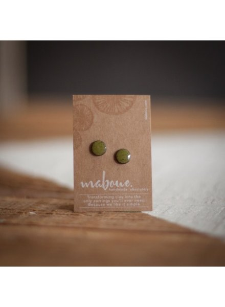 MABOUE MABOUE STUDS OLIVE