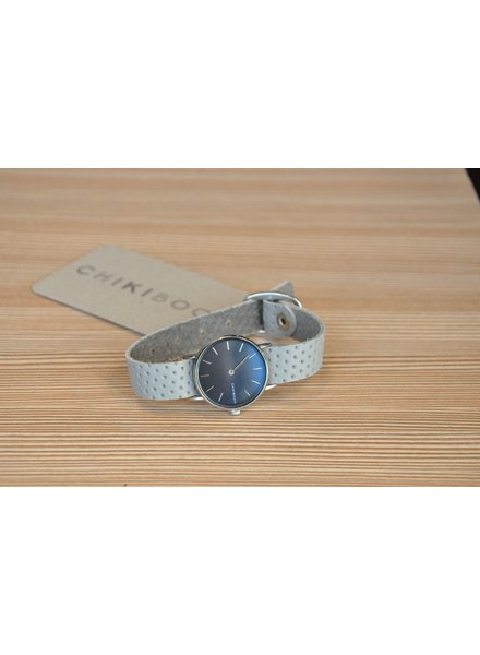 CHIKIBOOM CHIKIBOOM WATCH BRACELET SIMPLE GRAY