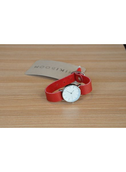 CHIKIBOOM CHIKIBOOM WATCH SIMPLE RED BRACELET