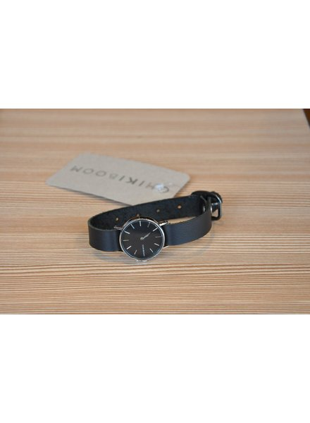 CHIKIBOOM CHIKIBOOM WATCH BRACELET SIMPLE BLACK