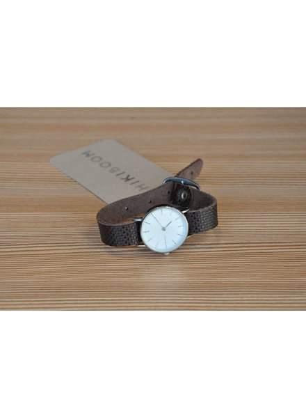 CHIKIBOOM CHIKIBOOM WATCH BRACELET SIMPLE BROWN