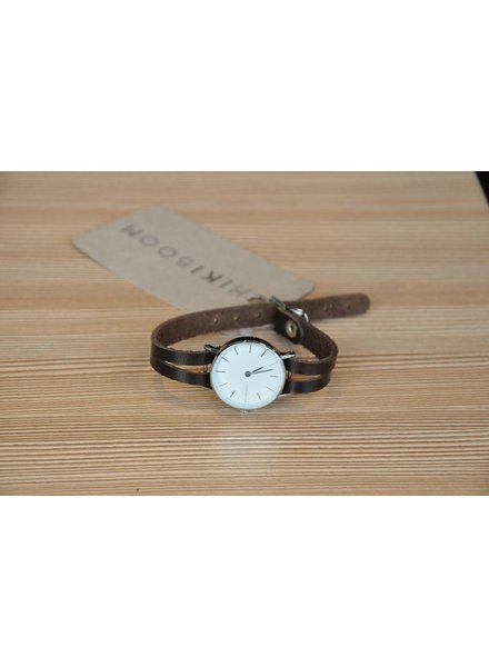 CHIKIBOOM CHIKIBOOM WATCH BRACELET V BROWN