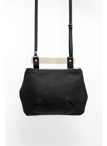 VEINAGE VEINAGE BAG RUBY BLACK MAT