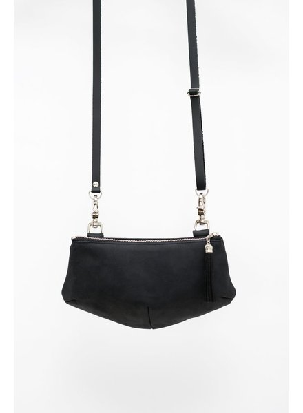 VEINAGE VEINAGE BAG BLACK JADE MAT