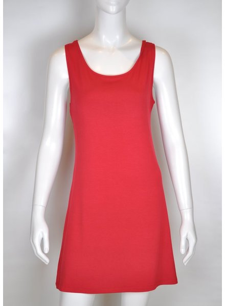 VIVA CAMI / RED MATHILDA DRESS