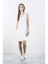 BODY BAG BODYBAG PANAMA IVORY DRESS