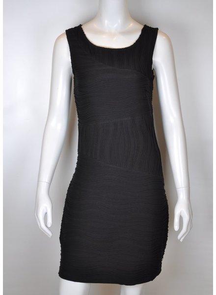 SKUNKFUNK FUNK DRESS MATHIS BLACK