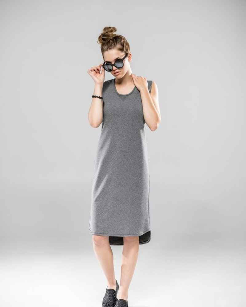 CAMÉLÉON BOSCO GRAY DRESS