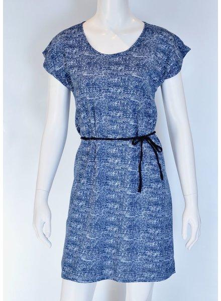 SOL DRESS BERLIN BLUE