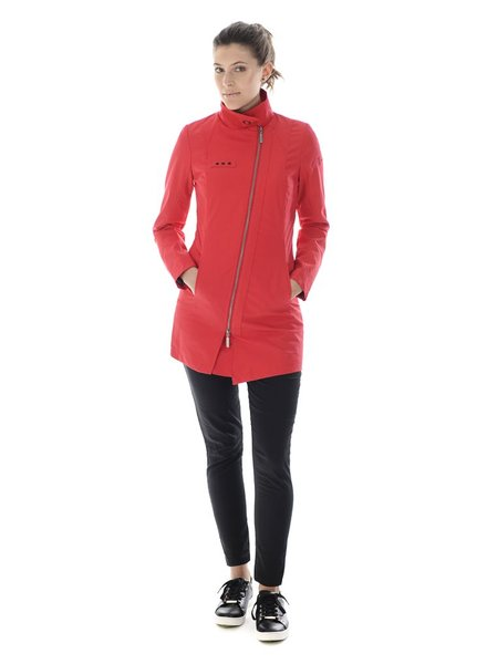 SCHWIING COAT NADINE RED