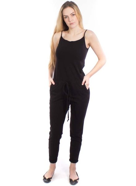OOM JUMPER / ONE PIECE ZOE BLACK