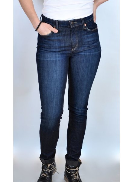 YOGA JEANS JEANS HIGH RISE SKINNY RUSHMORE