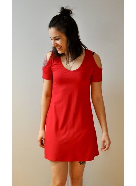KOLLONTAÏ TUNIC MINDY RED