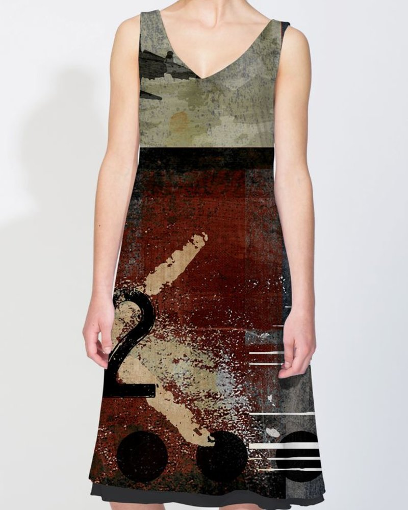 LE GALERISTE DRESS ON X BY SVEN PFROMMER (BERLIN)