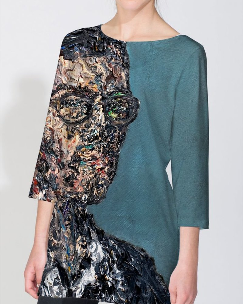LE GALERISTE BLOODIE TUNIC BY WINSTON TORR (BERLIN)